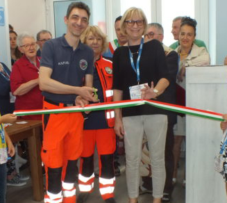 APERTURA AMBULATORIO AMICO